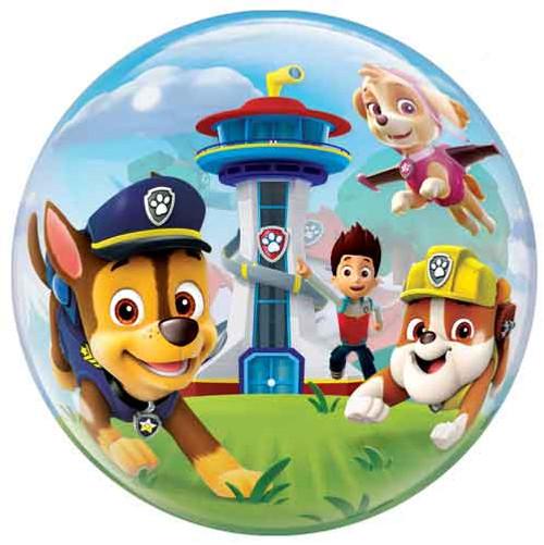 """22"""" Paw Patrol Bubble Balloon"""