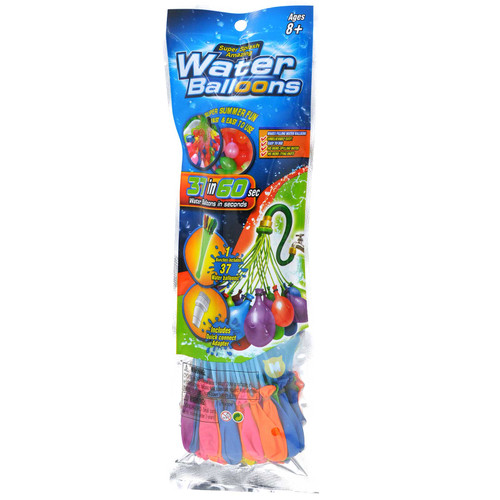 Magic Water Balloons Bunch 37pcs/pack
