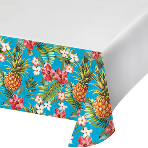 Aloha Plastic Tablecover