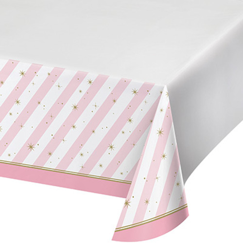 Twinkle Toes Plastic Tablecover