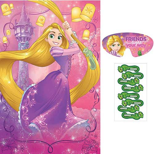 Rapunzel Party Game