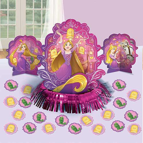 Rapunzel Table Decorating Kit