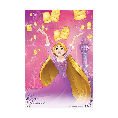 Rapunzel Loot Bags