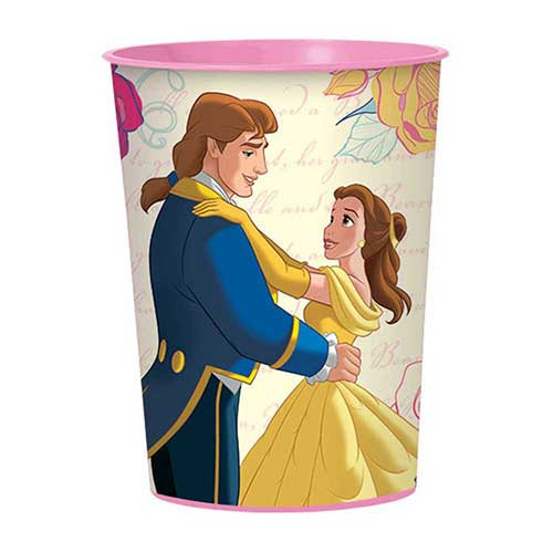 Beauty and The Beast Souvenir Cup