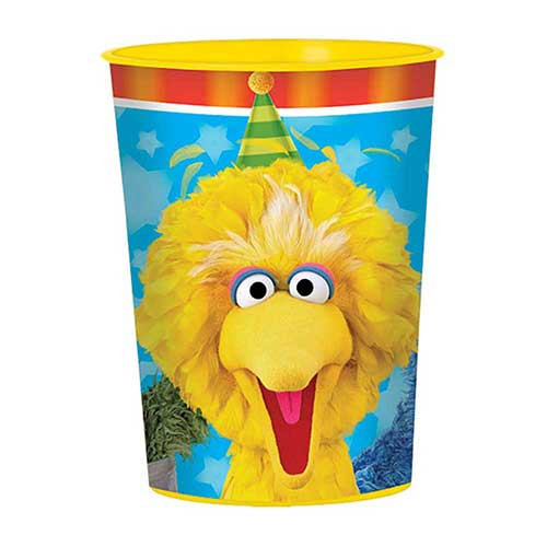 Sesame Street Souvenir Cup