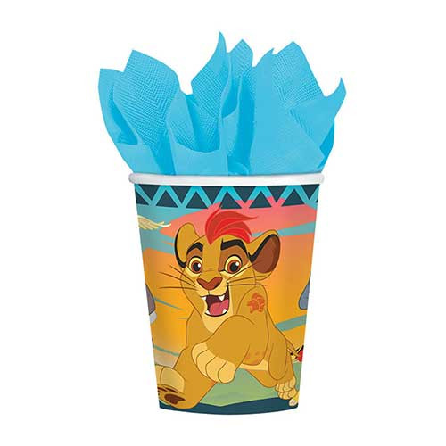Lion Guard Paper Cups