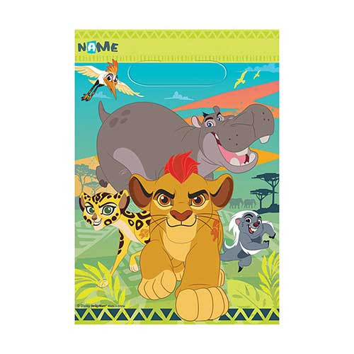 Lion Guard Loot Bags