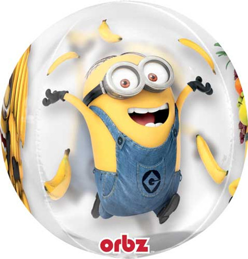 "16"" Despicable Me Minions Orbz Balloon"