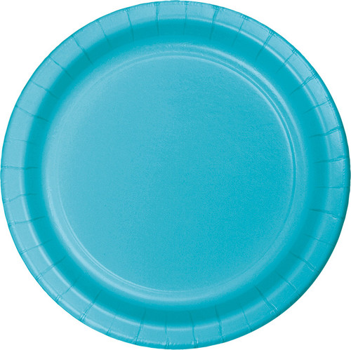 "Bermuda Blue 9"" Dinner Plates"