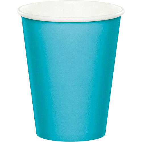 Bermuda Blue 9 Oz Hot/Cold Cup