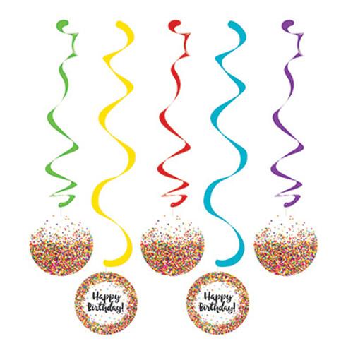 Sprinkles Dizzy Danglers