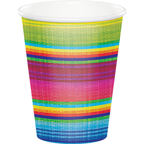 Fiesta Serape 9 oz. Hot/Cold Cups
