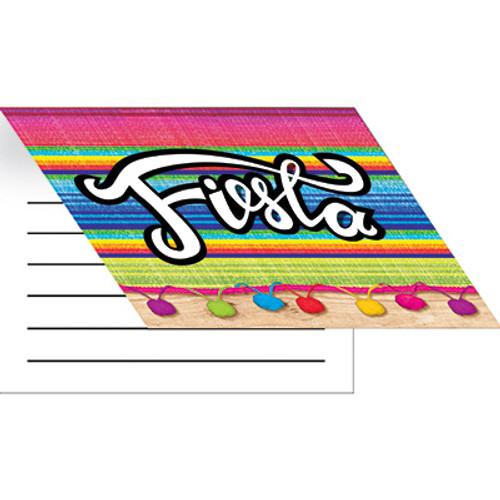 Fiesta Serape Foldover Invitations