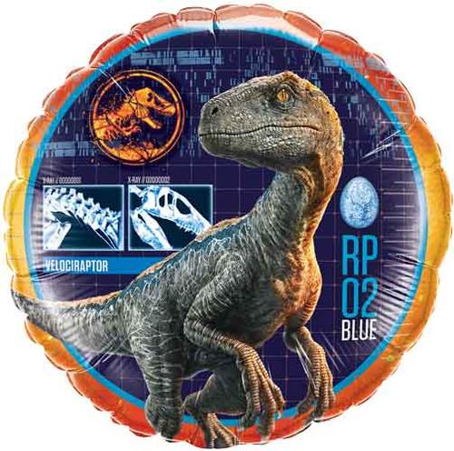 "18"" Jurassic World Foil Balloon"