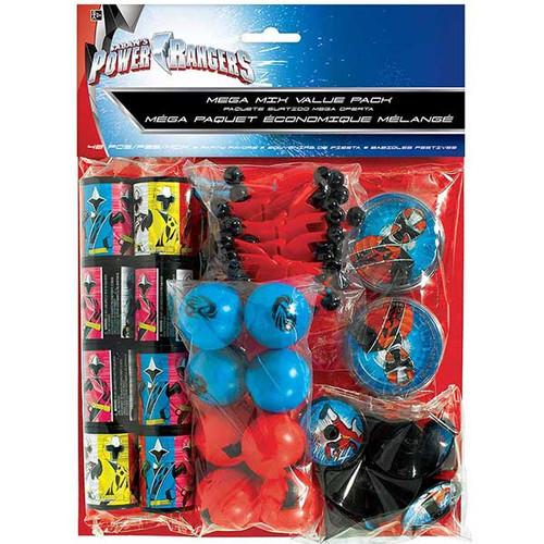 Power Rangers Ninja Steel Favors Value Pack