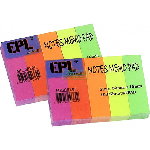 Sticky Notes Memo Pad