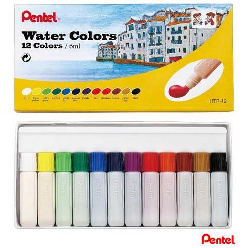 Pentel Water Colors 12 colors/box