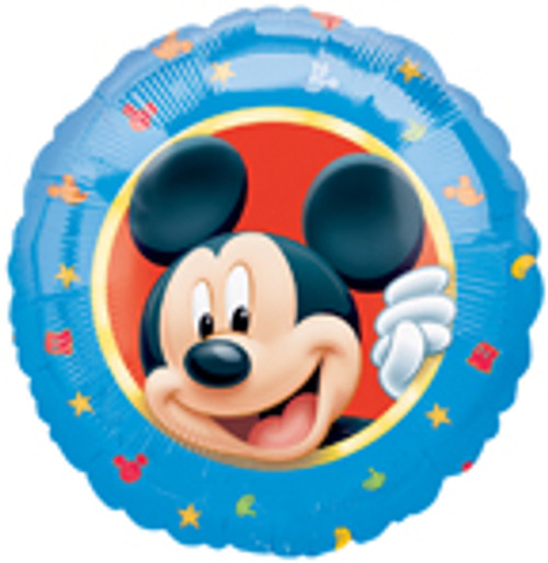 """17"""" Mickey Portrait Balloon"""