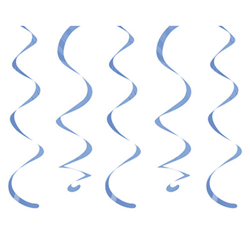 Cobalt Blue Dizzy Danglers
