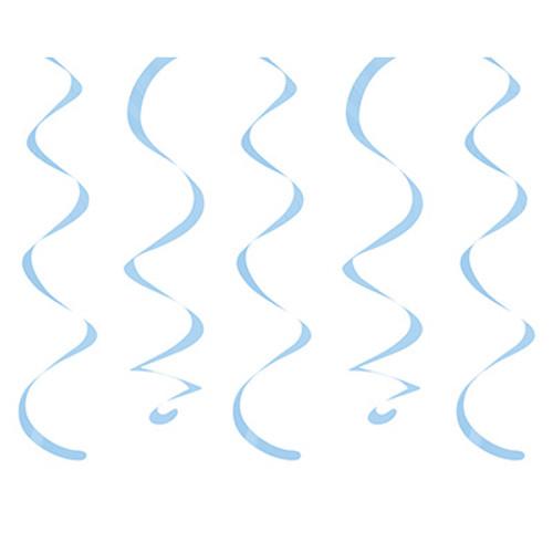 Light Blue Dizzy Danglers
