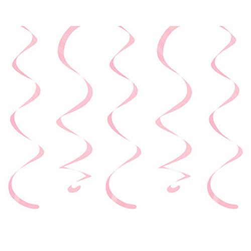 Pink Dizzy Danglers