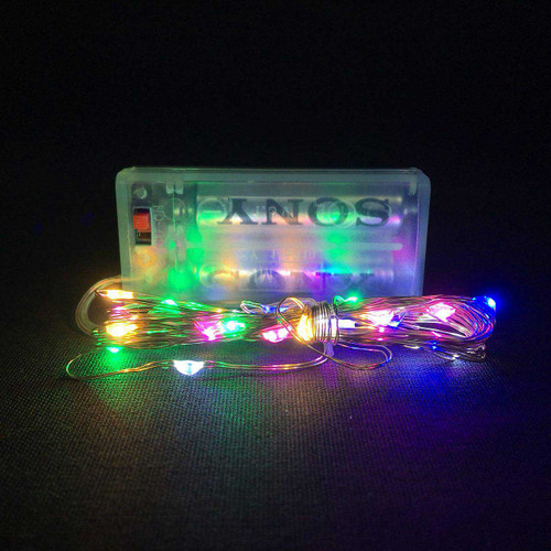 Multicolor LED Fairy Light 3m