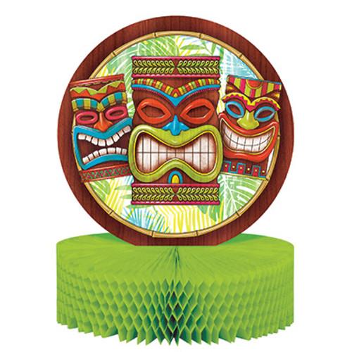 Tiki Time Honeycomb Centerpiece