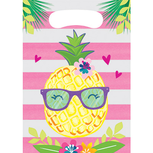 Pineapple N Friends Loot Bags