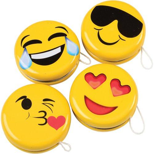 Emoji Metal Yo Yo