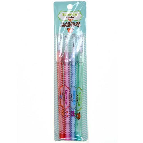 Pop-a-Point Pencil 4pcs/pack