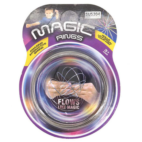 Magic Flow Rings