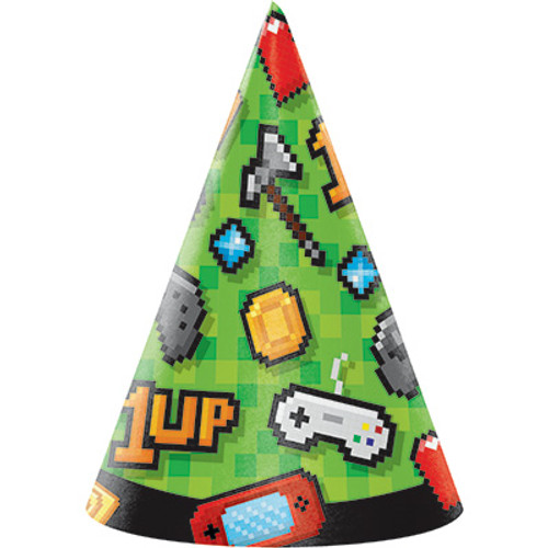 Gaming Party Child Party Hat