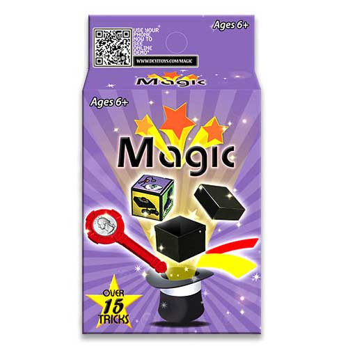 Magic Tricks Kit no. 2512