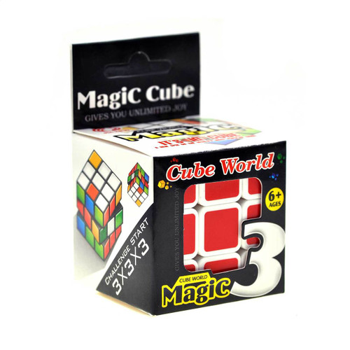 Quality Magic Cube Game 1pcs/box