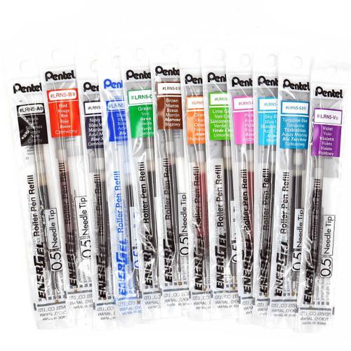 Pentel EnerGel Pen Refill 0.5mm LRN5