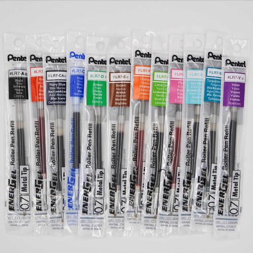 Pentel EnerGel Pen Refill 0.7mm LR7
