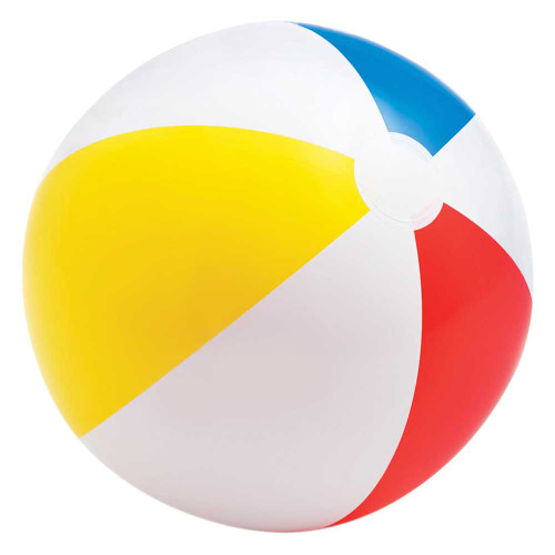 "Intex 20"" Panel Beach Ball"