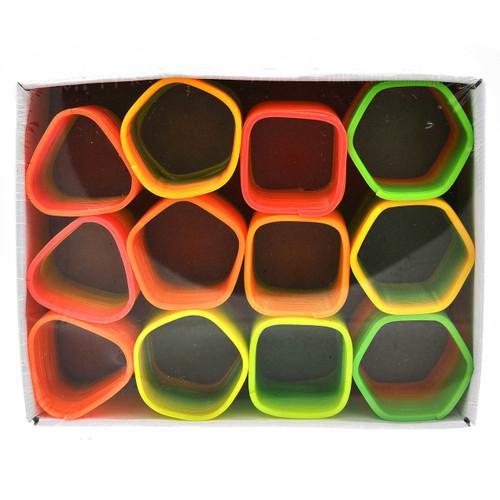 Mini Shapes Rainbow Magic Spring 12pcs/box