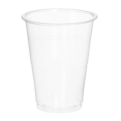 Disposable 7 Oz Clear Plastic Cups 50pcs/pack