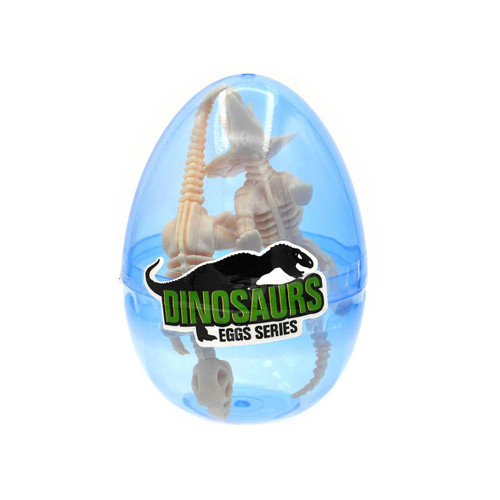Capsules Egg Dinosaur Skeleton Toy