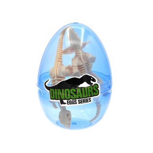 Capsules Egg Dinosaur Skeleton Toy