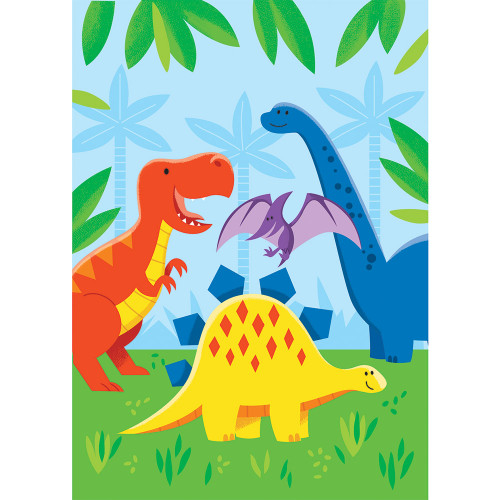 Dinosaur Friends Loot Bags