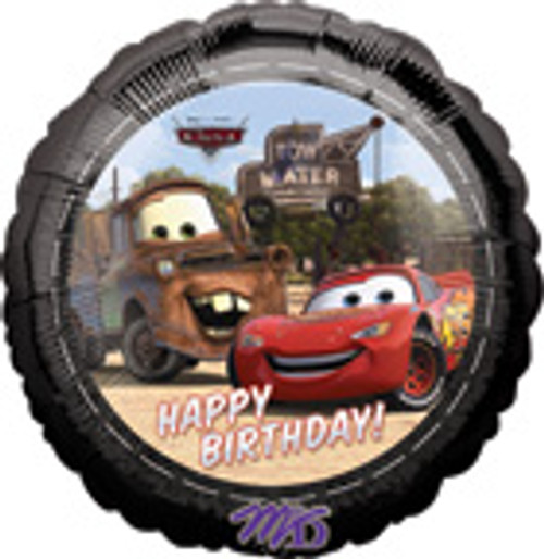 "18"" Disney Cars Birthday Balloon"
