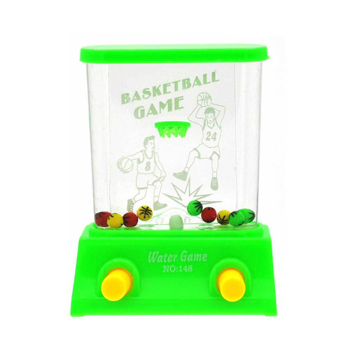Basketball Water Game Assorted Color 1pcs