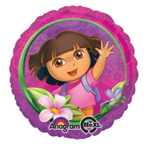 """17"""" Dora The Explorer Balloon"""
