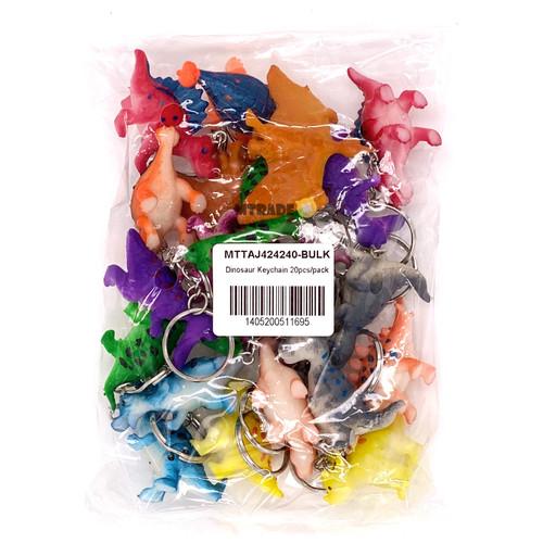 Dinosaur Keychain 20pcs/pack