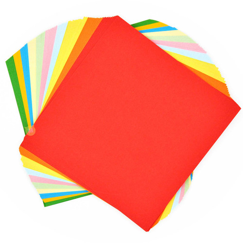 Origami Paper 15cm x 15cm 100 sheets/pack