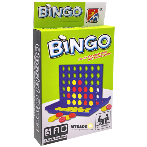 Bingo Chess Game