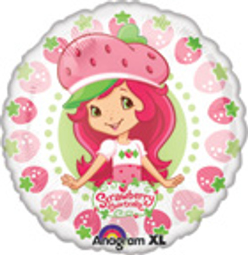 "18"" Strawberry Shortcake Pattern Balloon"