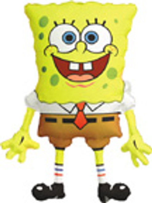 "28"" SpongeBob Super Shape Balloon"